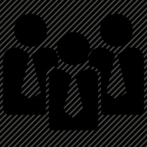 business, group, leadership, office, organization, people, team icon