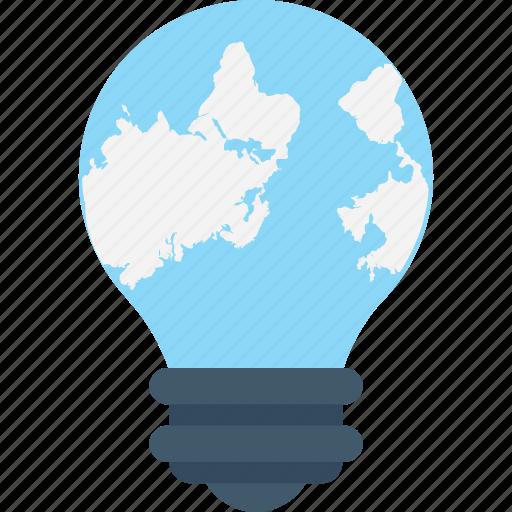 bulb, electrical, idea, light bulb, luminaire icon