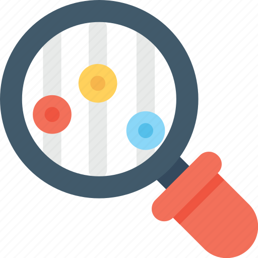 magnifier, optimization, search engine, search tool, seo icon