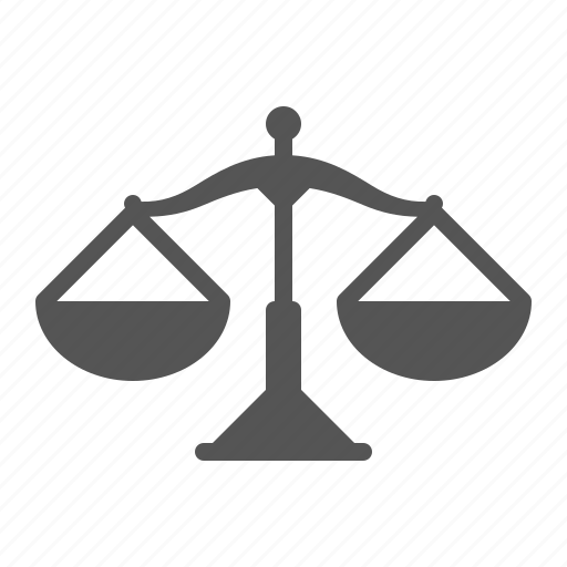 balance, compare, judgment, scale, weight icon