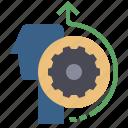 development, improvement, optimization, optimize, repair, upgrade icon