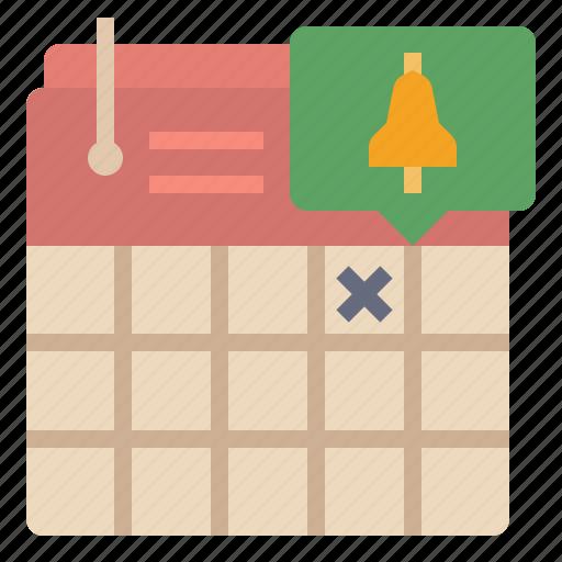 calendar, deadline, event, meeting, reminder, schedule icon