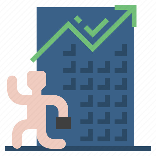 employee, employee turnover, jobs, layoff, office, resign, turnover icon