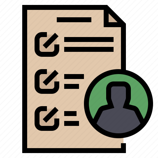 account, allow, approve, authorization, business, pass icon