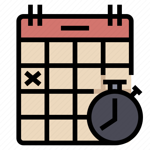 assignment, business, calendar, deadline, schedule, time icon