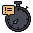 clock, control panel, deadline, limit, time, warning icon
