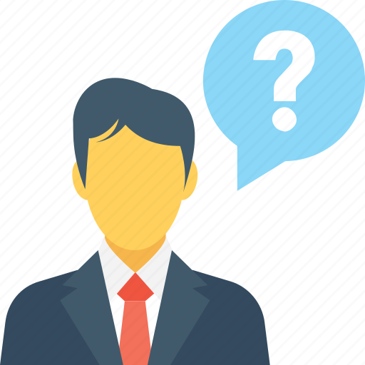 ask, customer service, help, question mark, thinking icon