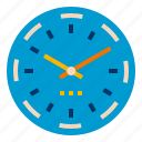 alarm, clock, hour, time, timer, watch icon