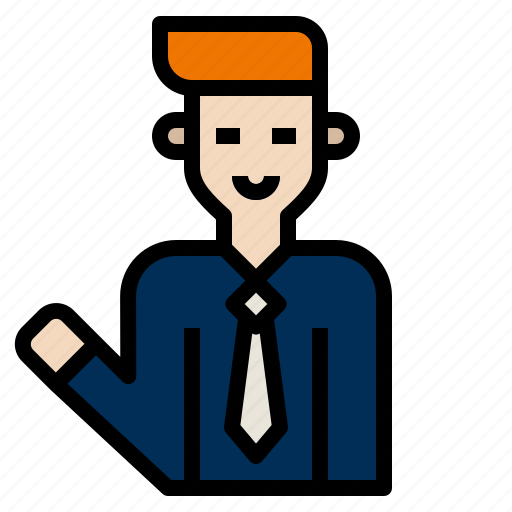 Business, businessman icon - Download on Iconfinder