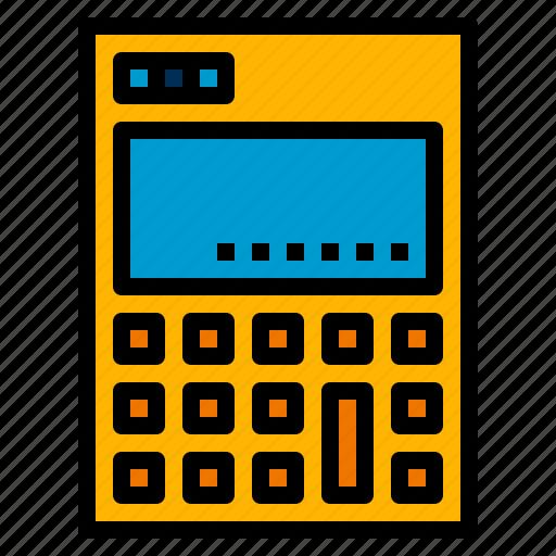 Calculator icon - Download on Iconfinder on Iconfinder