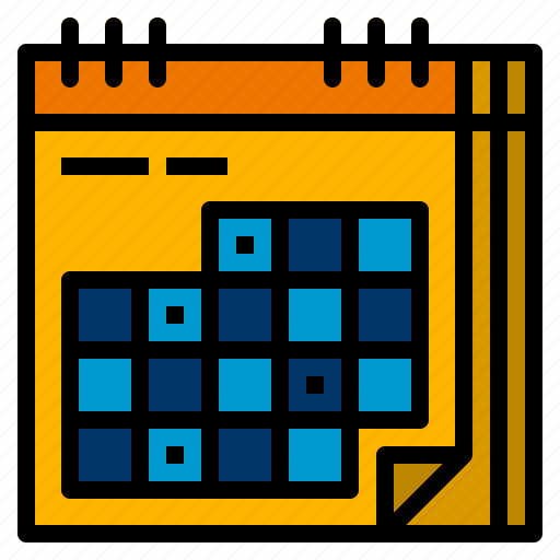 Calendar icon - Download on Iconfinder on Iconfinder