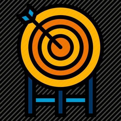 goal, success icon
