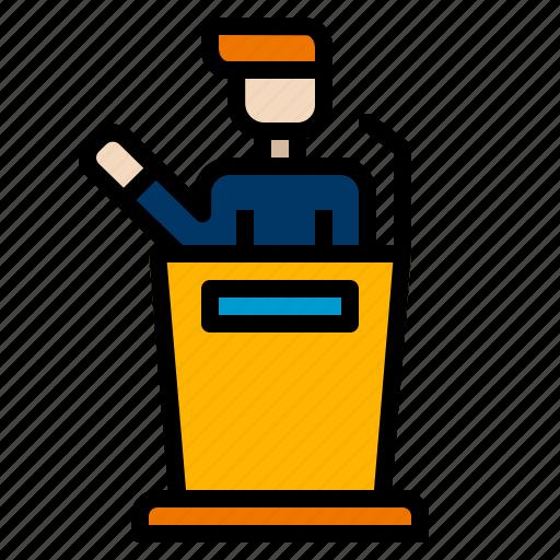 Speak, speech icon - Download on Iconfinder on Iconfinder