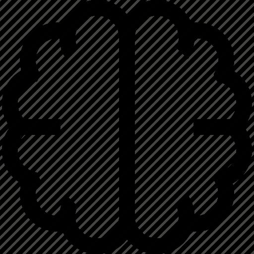 Brain, brainthink, think, with icon - Download on Iconfinder