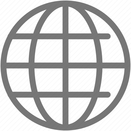 earth, global, globe, internet, network icon