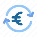 cash, euro, exchange rate, money, money charger, payment