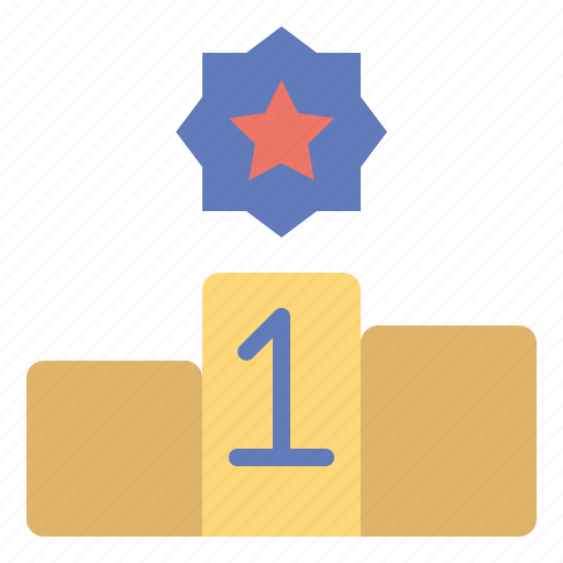 champion, first, number, number1, one, place icon