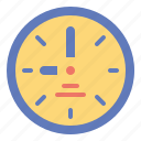 clock, date, time, tool, tools, utensils, watch icon