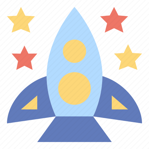 business, launch, rocket, ship, space, startup, transport icon
