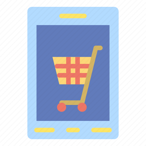cart, online, shop, shopping, store, supermarket icon