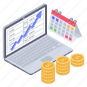 capital market, financial market, share market, stock exchange, stock market icon