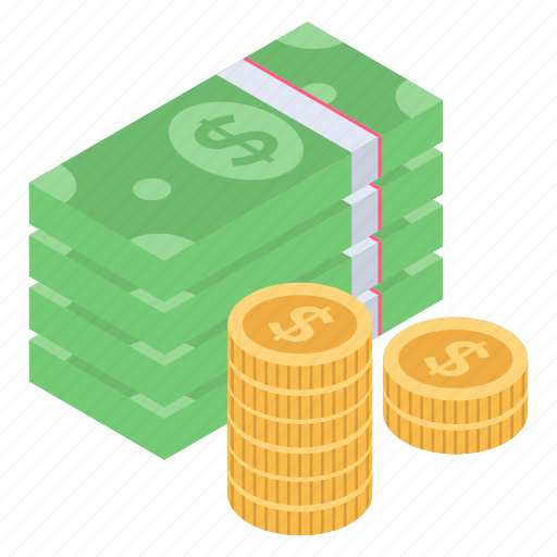 Asset, banknote, dollars, funds, money icon - Download on Iconfinder