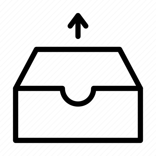 Cabinet, close, drawer, furniture, interior icon - Download on Iconfinder