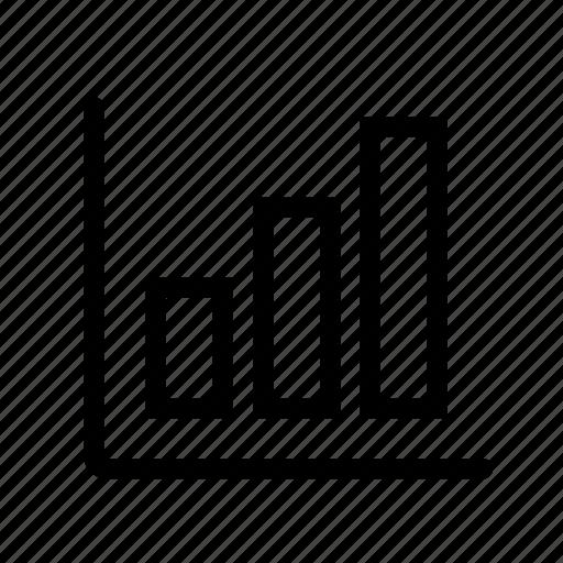 Barchart, analytics, chart, data, diagram, graph, statistics icon - Download on Iconfinder