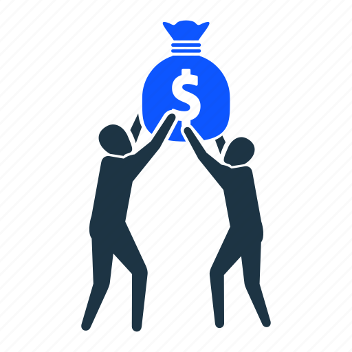 Budget, investment, payment, people, profit, revenue, salary icon - Download on Iconfinder