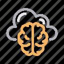 cloud, creative, idea, innovation, mind