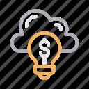 business, cloud, creative, idea, innovation
