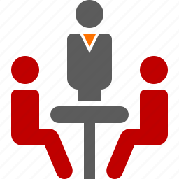 audience, debate, discussion, man, meeting, presentation, seminar, suit, teamwork, training, workshop icon