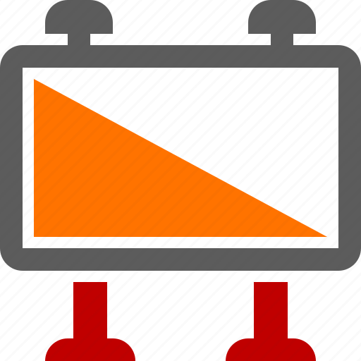 advertisement, advertising, billboard, marketing icon