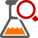 experiment, lab, laboratory, research, science icon