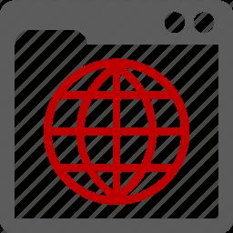 development, global, internet, web, website icon