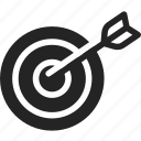 goal, aim, bullseye, success, target