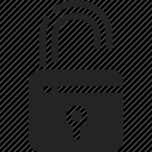 key, lock, password, security, unlock icon