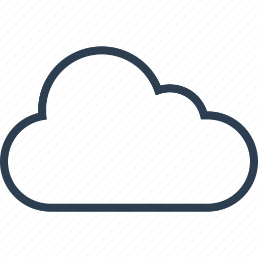 cloud, safe, save, upload, weather icon