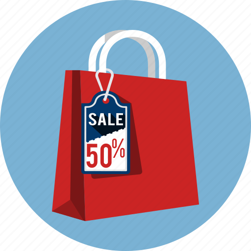 bag, discount, marketing, price, promotion, sale, shopping icon
