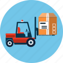 distribution, equipment, forklift, loader, logistic, vehicle, warehouse