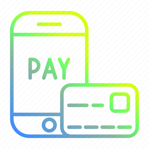 Business and finance, cardsmart, payment, phone icon - Download on Iconfinder