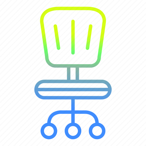 Chair, furniture, households, seat icon - Download on Iconfinder