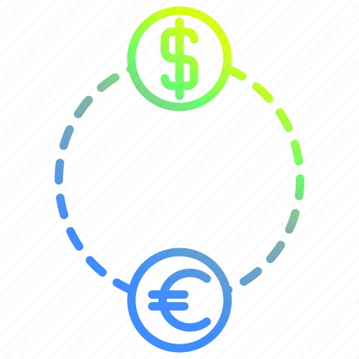 Business and finance, conversion, currency, exchange, transfer icon - Download on Iconfinder