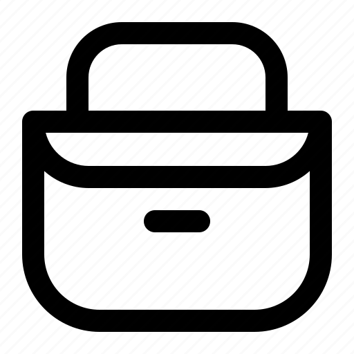 bag, business, finance, market icon