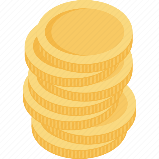 Cash, coin, currency, gold, investment, money, savings icon - Download on Iconfinder