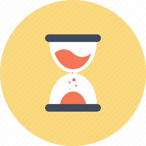 Clock, countdown, hourglass, management, sandglass, time, timer icon - Download on Iconfinder