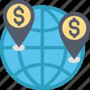 business, international, finance, global, money, offices, world