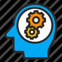 business, intelligence, logic, thinking, thought