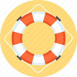 life buoy, security icon