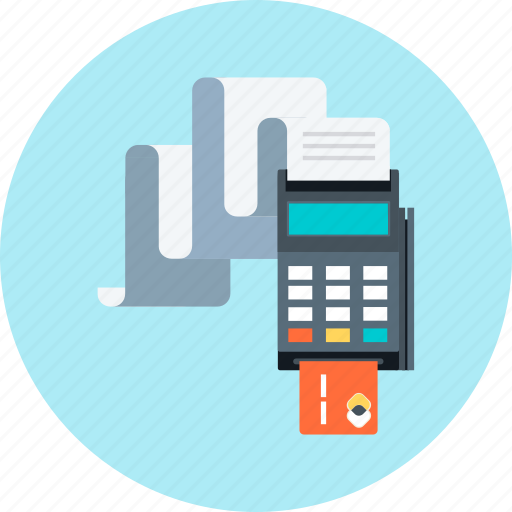 credit card, machine, pay, payment, tool icon
